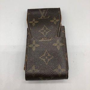 Authentic Louis Vuitton cigarette /lipstick holder